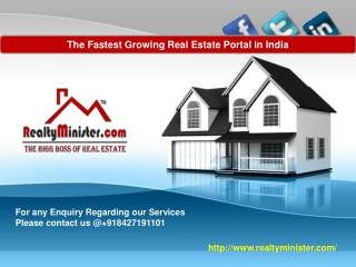 New Real Estate Project in India