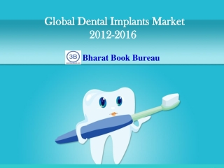 Global Dental Implants Market 2012-2016