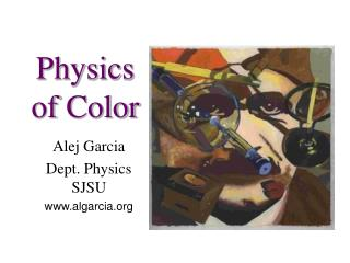 Physics of Color