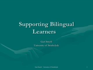 Supporting Bilingual Learners