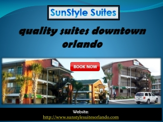 sunstyle suites downtown orlando