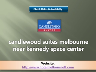 candlewood suites melbourne near kennedy space center