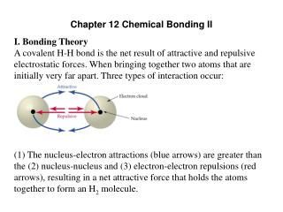 Chapter 12 Chemical Bonding II