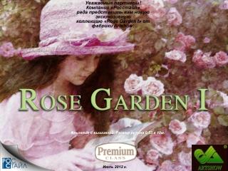 Artshow Rose Garden
