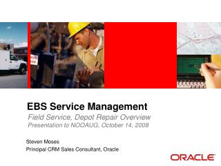 EBS Service Management