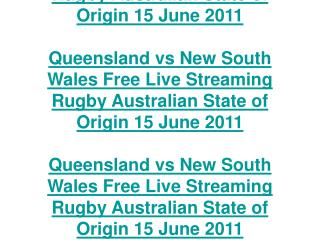 queensland vs new south wales free live streaming rugby aust