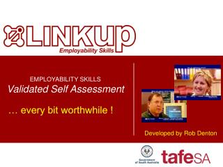 EMPLOYABILITY SKILLS Validated Self Assessment
