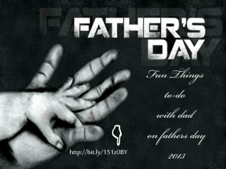 USA Fathers Day Gift Collection 2013