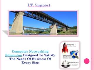 I.T. Support