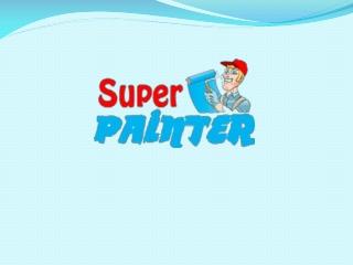 Super painter Presentation