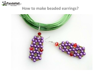 Beaded jewelry designs class-a piece of delicate valentines