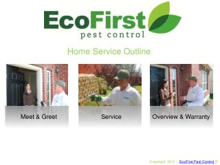 ecofirst pest control home services overview