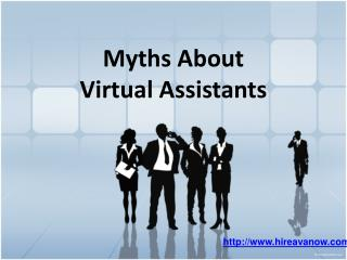 myths about virtual assistants debunked!