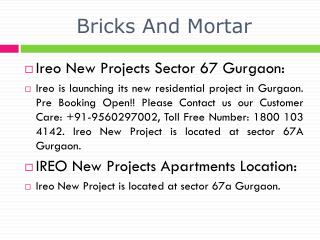 ireo new project ||+91-9560297002 || ireo projects gurgaon