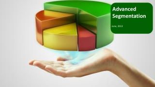 Google Analytics - Advanced Segmentation