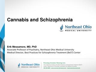 Cannabis and Schizophrenia