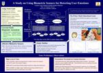 A Study on Using Biometric Sensors for Detecting User Emotions