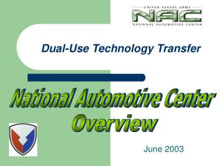 Dual-Use Technology Transfer