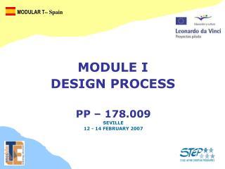 PP – 178.009 SEVILLE 12 - 14 FEBRUARY 2007