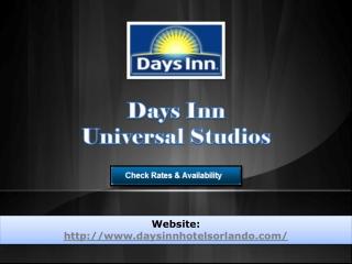 days inn universal studios