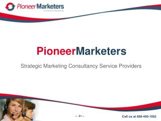 Pioneer Marketers