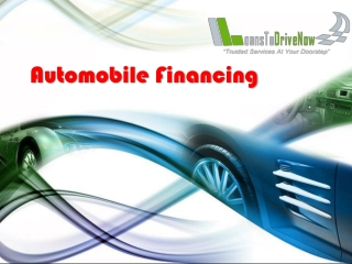 Step-Up Automobile Loan Value By Applying Online