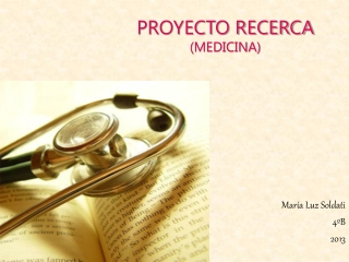 Proyecto Recerca