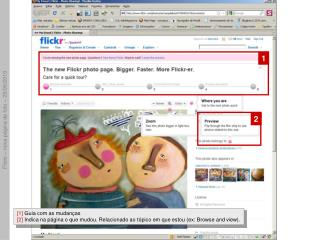 Flickr - p??gina de foto