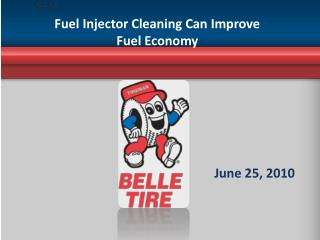Fuel Injector Cleaning Can Improve Fuel Economy
