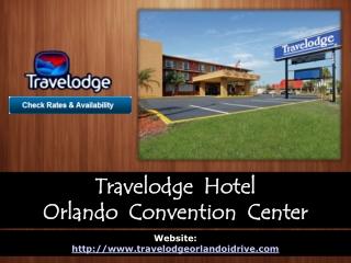 travelodge hotel orlando convention center