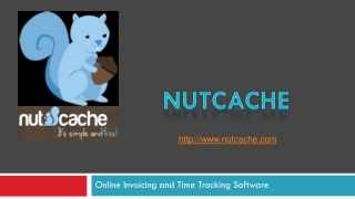 Nutcache - Best Time Reporting Software