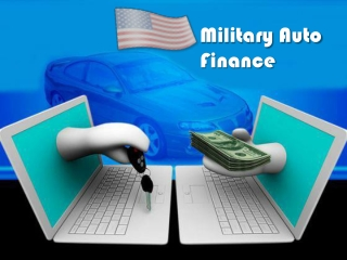 Military Auto Loan Within 48hours Of Applying