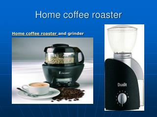 Buy home coffee roaster