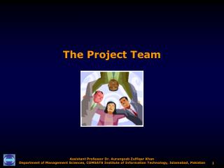 The Project Team
