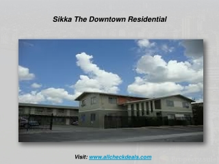 Sikka The Downtown