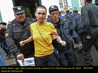 Gay in Russia