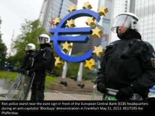 Blockupy vs. the banks