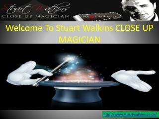 Hire Magician Gloucester