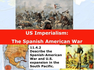 US Imperialism: The Spanish American War