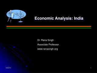 Economic Analysis: India