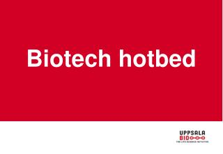 Biotech hotbed