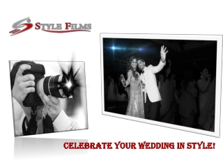 Indian Wedding Photography By Style Films