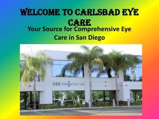 Ophthalmologist Carlsbad