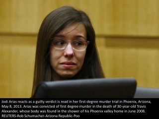Jodi Arias found guilty
