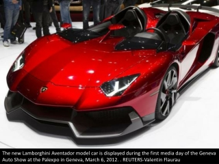Lamborghini turns 50