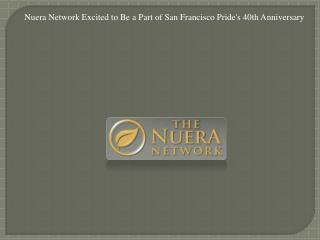 Nuera Network Excited to Be a Part of San Francisco Pride's