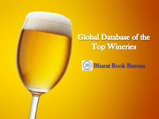 Global Database of the Top Wineries