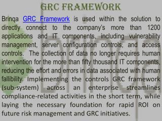grc governance structure