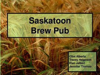 Saskatoon Brew Pub