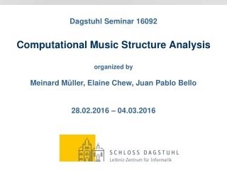 1. Chamber  Music